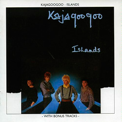 KAJAGOOGOO「Islands」
