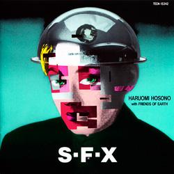 細野晴臣「S-F-X」