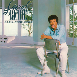 Lionel Richie「Can't Slow Down」
