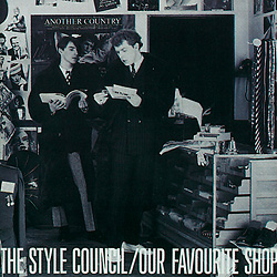 The Style Council「Our Favourite Shop」